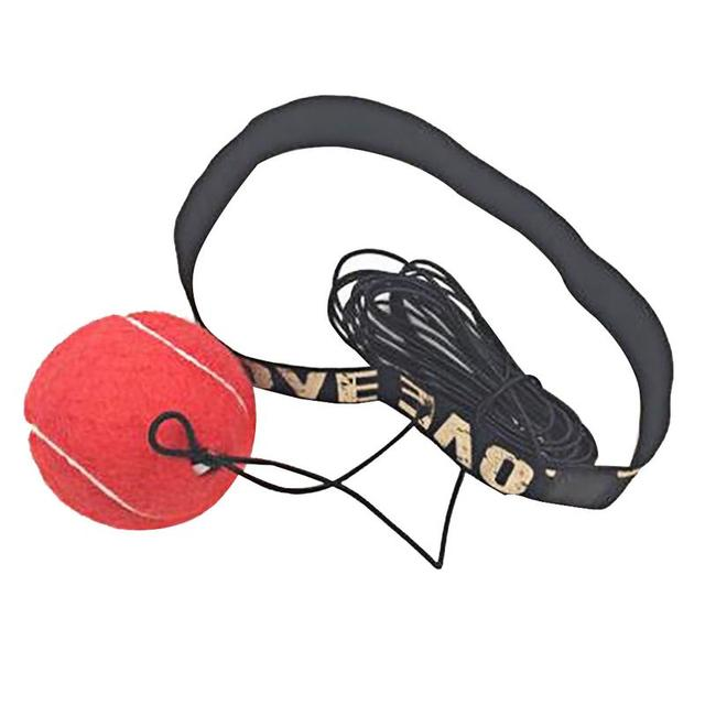 Bouncy Ball Fight Ball Boxing Equipment With Head Band For Reflex Speed Training Boxing Punch Muay Thai Sports Entertainment