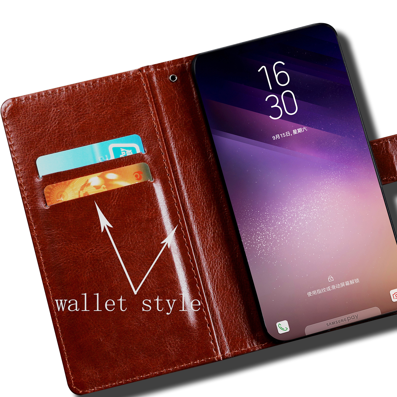Flip PU leather case for Motorola G G2 XT1068 Gen 3 G3 G4 Plus fundas wallet style stand coque cover for MOTO Play XT1604 XT1602 in Flip Cases from Cellphones Telecommunications