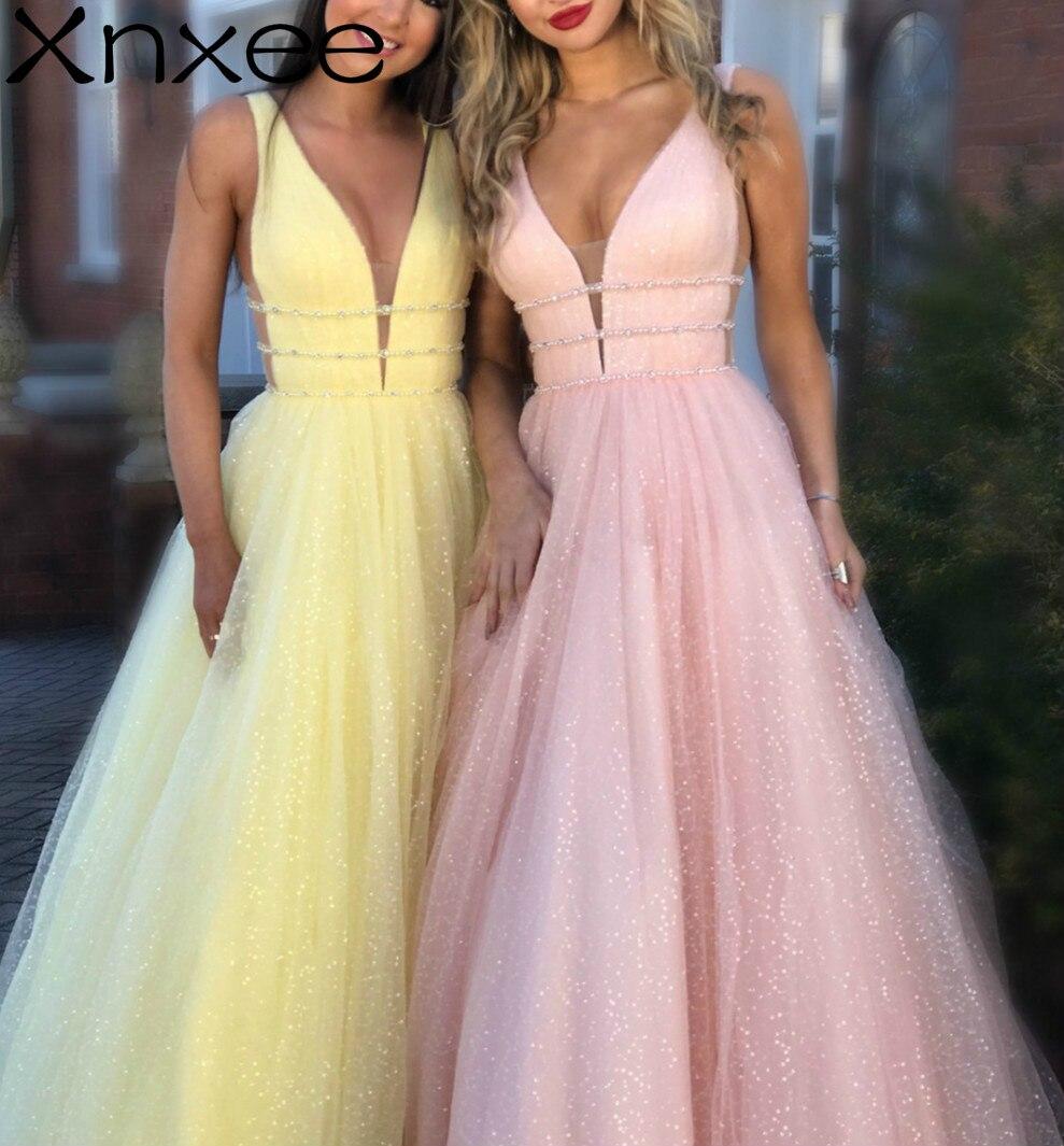 Womens Dresses New Arrival 2018 Summer Evening Party Lace Beach Dress Sleeveless Boho Maxi Clubwear