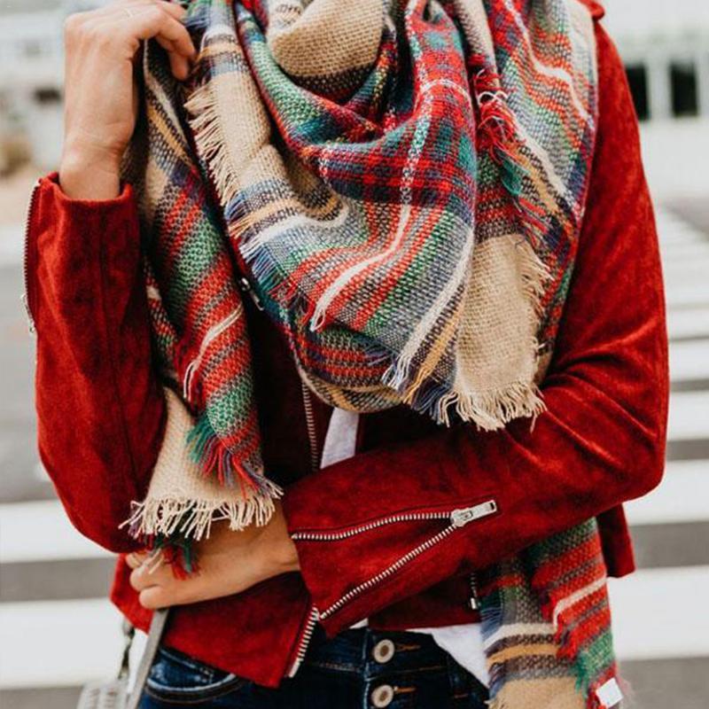 2018 Autumn Winter New Women Multicolor Jean Coat Zipper Long Sleeves Warm Jeans Coat Outwear Wide Denim Jacket