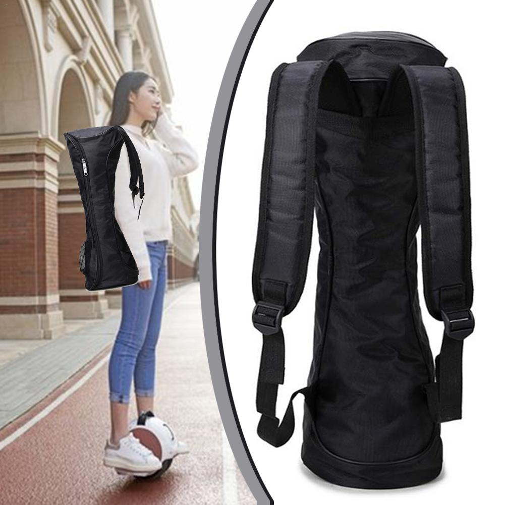 Waterproof Hover Board Bag Backpack For Smart Self Balancing Scooter Drifting Board With Mesh Pocket Adjustable Shoulder Straps Climbing Bags     - title=