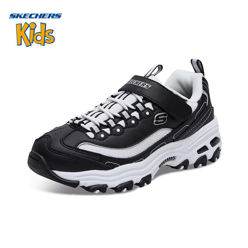 580244462ed6 ... SKECHERS KIDS Skye Strange Spring And Autumn Fund Panda Shoe Classic  Magic Subsidies Male Girl Leisure ...
