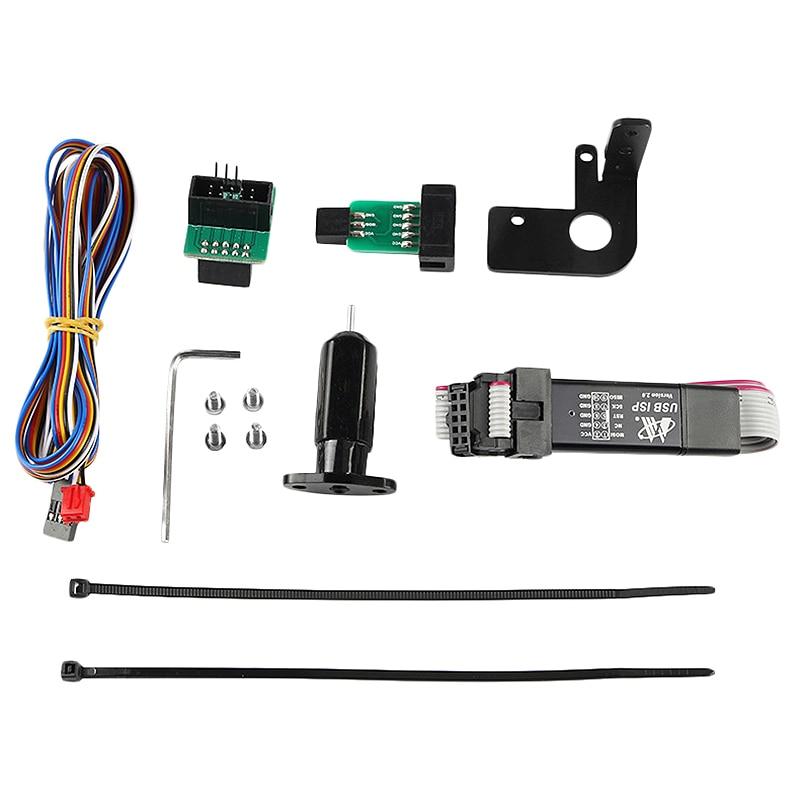 Accessoires d'imprimante 3D Kit de capteur de niveau automatique de Contact 3D pour Ender-3/Cr-10