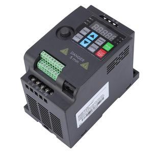 Image 2 - Aramox SKI780 מיני VFD ממיר עבור מנוע בקרת מהירות 220V/380V 0.75/1.5/2.2KW מתכוונן מהירות תדר