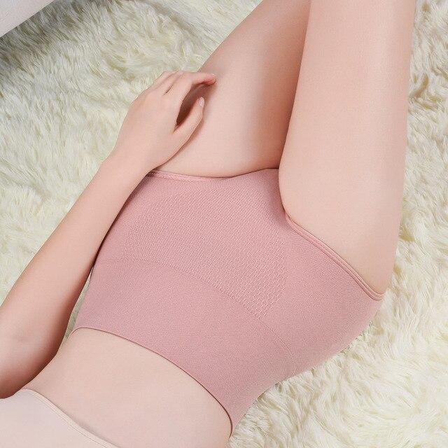 Seamless Women Shapers High Waist Slimming Tummy Control Knickers Pants Pantie Briefs Body Shapewear Lady Underwear ssy03