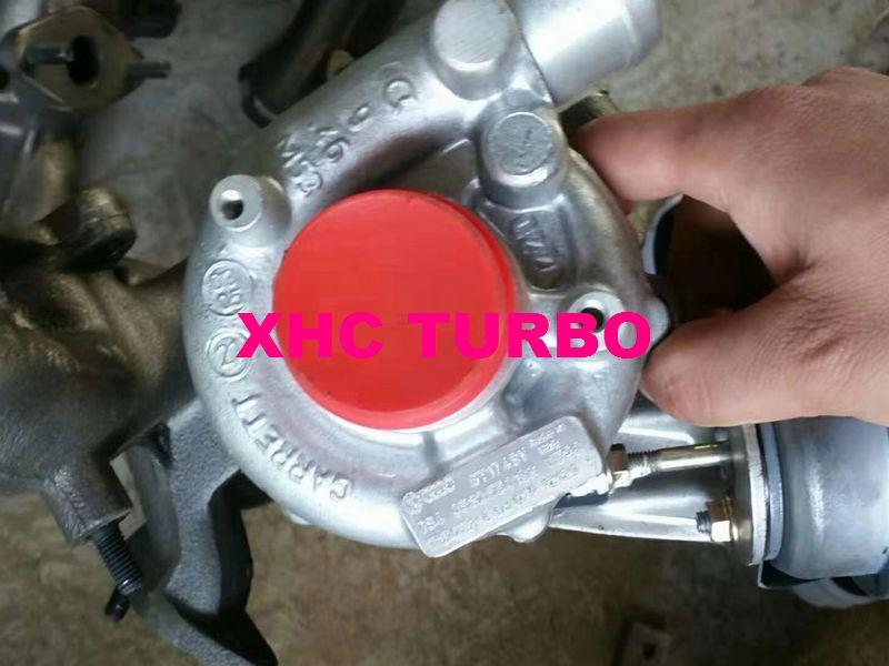 Nouveau turbocompresseur authentique GARRETT GT1749V 713673-1 038253019N pour Volkswagen Bora Golf IV Sharan 1.9TDI ATD/ASV/AUY/AJM 1.9L 74KW