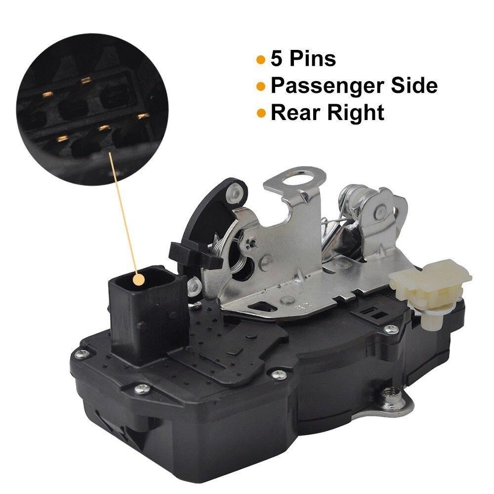 Rear Right Door Lock Actuator Motor 931 327 For Chevy