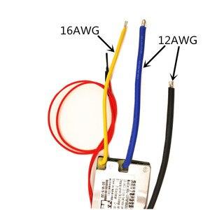 Image 3 - Bms 13 S 30a Met Aan Uit Schakelaar Laadspanning 54.6 V Lithium Batterij Bms Pcm 30a