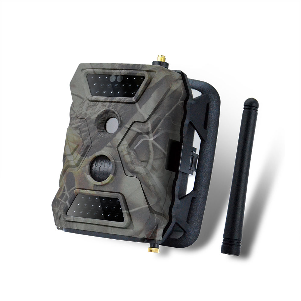 2 6CM GPRS Wild Cameras 1080P HD Outdoors Hunting Game Cameras GSM MMS Trail Cameras Free