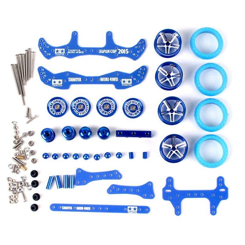 1 Set Ma/ar Chassis Änderung Set Kit Mit Frp Teile Für Tamiya Mini 4wd Rc Auto Teile Mit Rad Tropf-Trocken