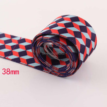 5 yards 38mm wide 1.5Fashion Strap Canvas Webbing Ribbon for bag garment belt sewing accessories