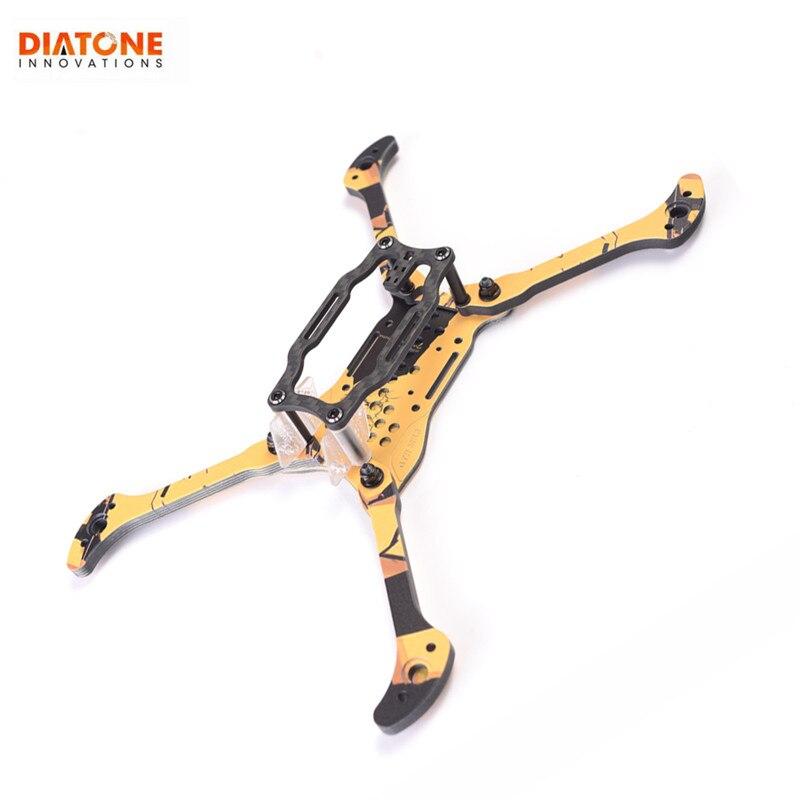 Diatone 2019 GT R MK3 5 นิ้วฐานล้อ 200 มม. 6 มม. แขนชุดสำหรับ RC Drone FPV Racing-ใน ชิ้นส่วนและอุปกรณ์เสริม จาก ของเล่นและงานอดิเรก บน   1