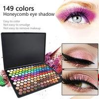 149 Colors Make Up Eyeshadow Palette Beauty Glazed professional Glitter Pigment Waterproof Matte Eyeshadow Palette Cosmetic Set