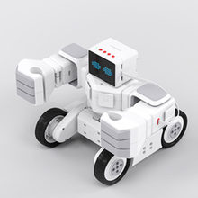 10 In 1 Makeblock STEAM Mapping RC Robot Programmable Education Kit Robot Toys(China)