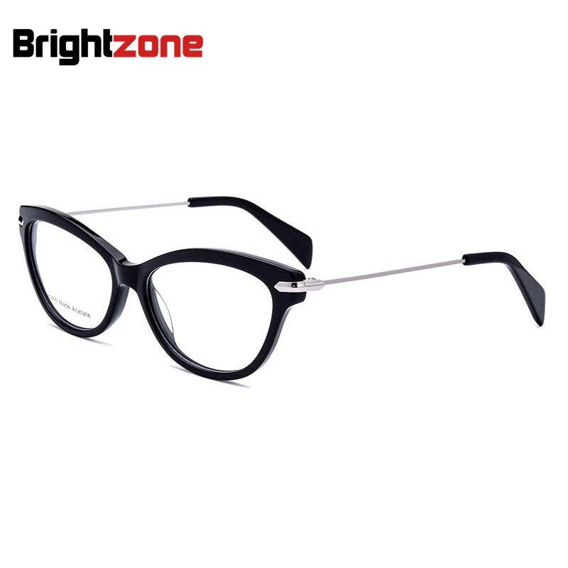 Noël week-End vente Flash oeil De chat haut De gamme Oculos De Grau Feminino femmes rétro lunettes cadre pour femmes lunettes verre Gafas