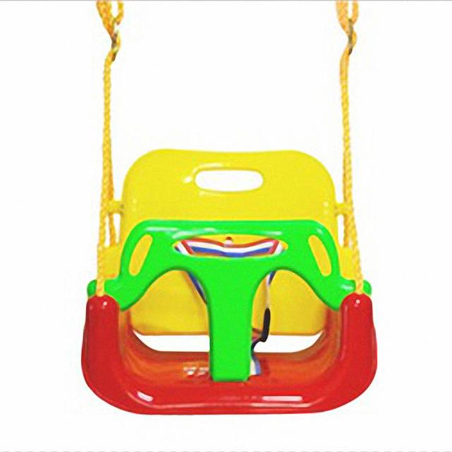 Infant To Toddler Kid Juvenile Swing Seat 3 In 1 Set Suitable For