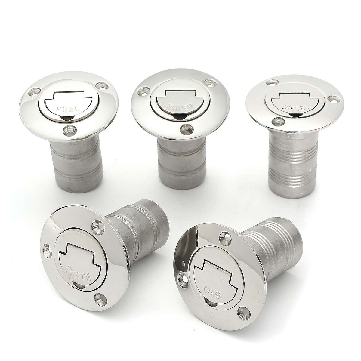 316 Stainless Steel 1-1/2