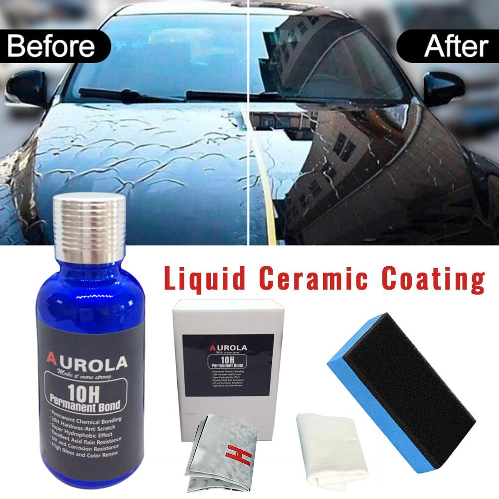 10H Ceramic Automotive Coating Anti Scratch Car Liquid Nano Ceramic Coating Paint Sealant Protection Super Glass Coating Polish