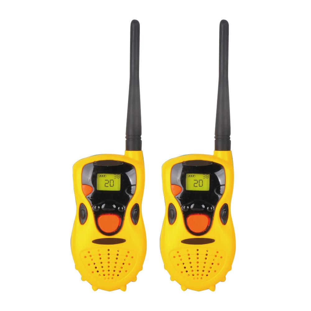 New 2Pcs Kids Handheld Toys Walkie Outdoor Talkies Children Gifts Games Funny Toy