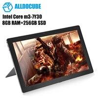 ALLDOCUBE KNote 8 Планшеты 8 Гб 256 ГБ 13,3 ''2 K экран Windows 10 Intel Core M3-7Y30 двухъядерный SSD 1,0 ГГц 2 в 1 планшет ПК планшет