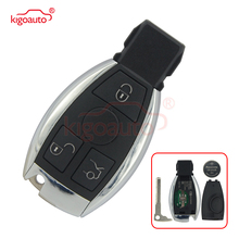 Kigoauto Smart Car Key for Mercedes Benz Support NEC And BGA 2000+ Year 3 Button 315MHz Auto Remote Key for Benz cheapest latest arrival benz ir code reader mercedes benz key programmer for reading key data mb key programmer free shipping