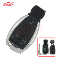 Kigoauto Smart Car Key for Mercedes Benz Support NEC And BGA 2000+ Year 3 Button 315MHz Auto Remote Key for Benz