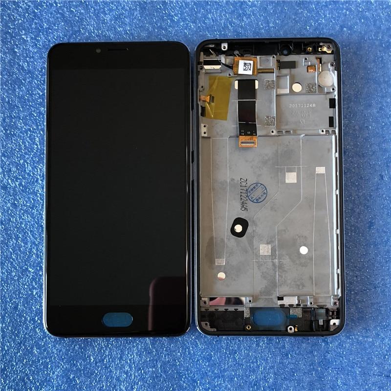 D'origine Axisinternational LCD Cadre Pour 5.5 Meizu U20 LCD Écran Affichage + Écran Tactile Digitizer Pour Meizu U20 Affichage cadre