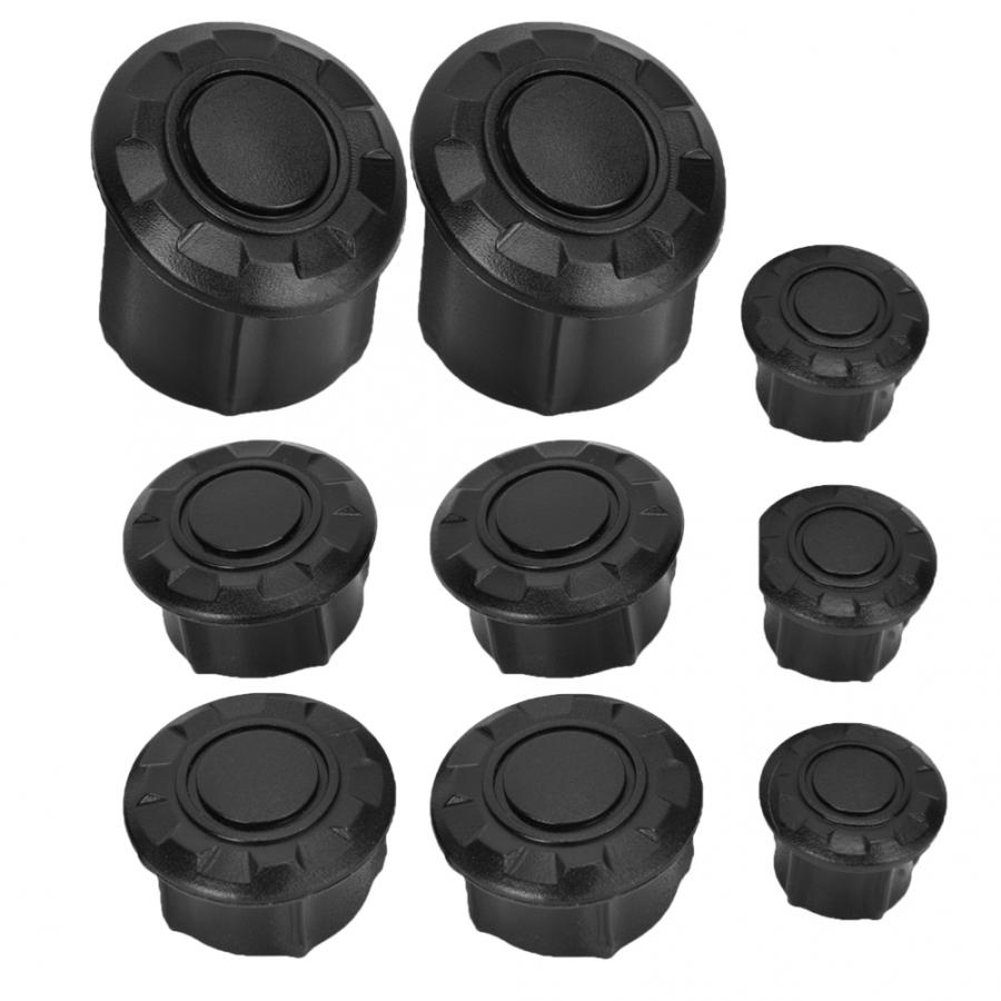 Motorcycle Frame Hole Cover Caps Plug Kit Decor For BMW R1200GS LC 2014-2018 LC Adventure 2014-2018 R1250GS Adventure 2019(China)