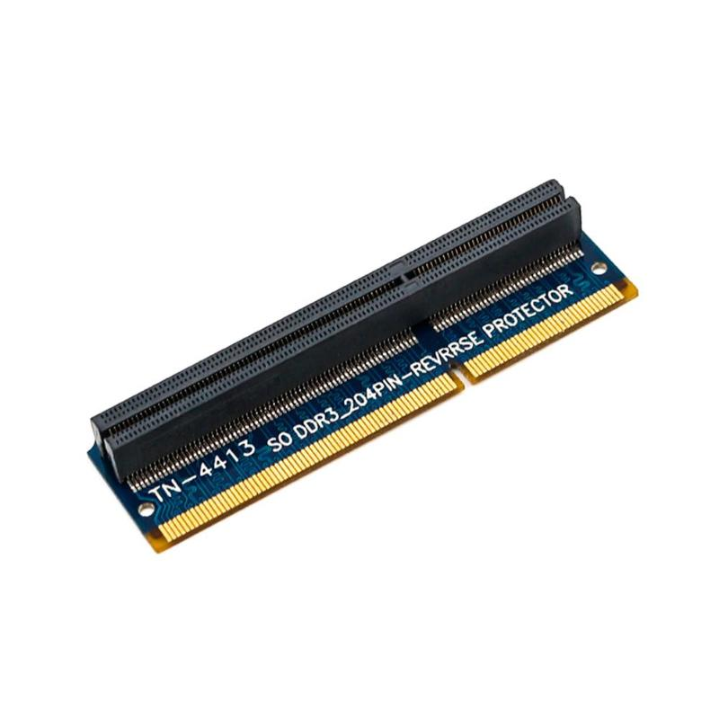 SO DIMM 204PIN DDR3 тест адаптер для защиты памяти TN 4413 TN 4412 переходная карта для RVS STD 204Pin слот для ноутбука        АлиЭкспресс