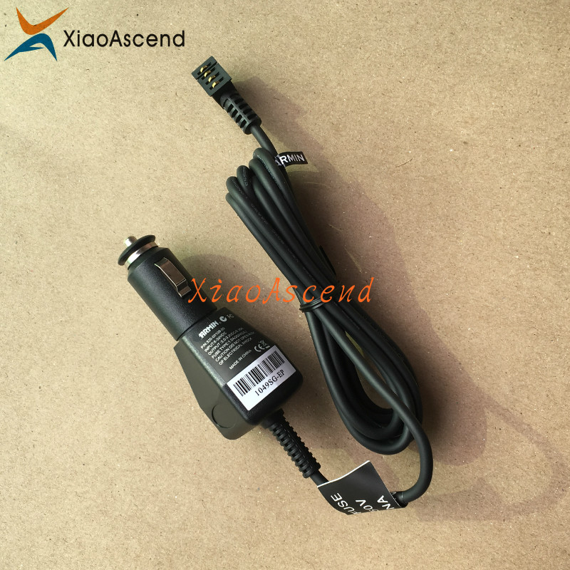 Vehicle power cable Garmin Nuvi Drive 50 51 52 55 56 60 61 67 GPS 010-10723-06