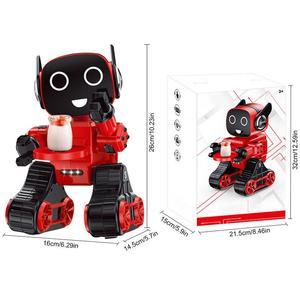 Image 5 - Mignon télécommande Intelligent Robot jouet voix activé enregistrement interactif chanter danse conte RC Robot jouet enfants cadeau