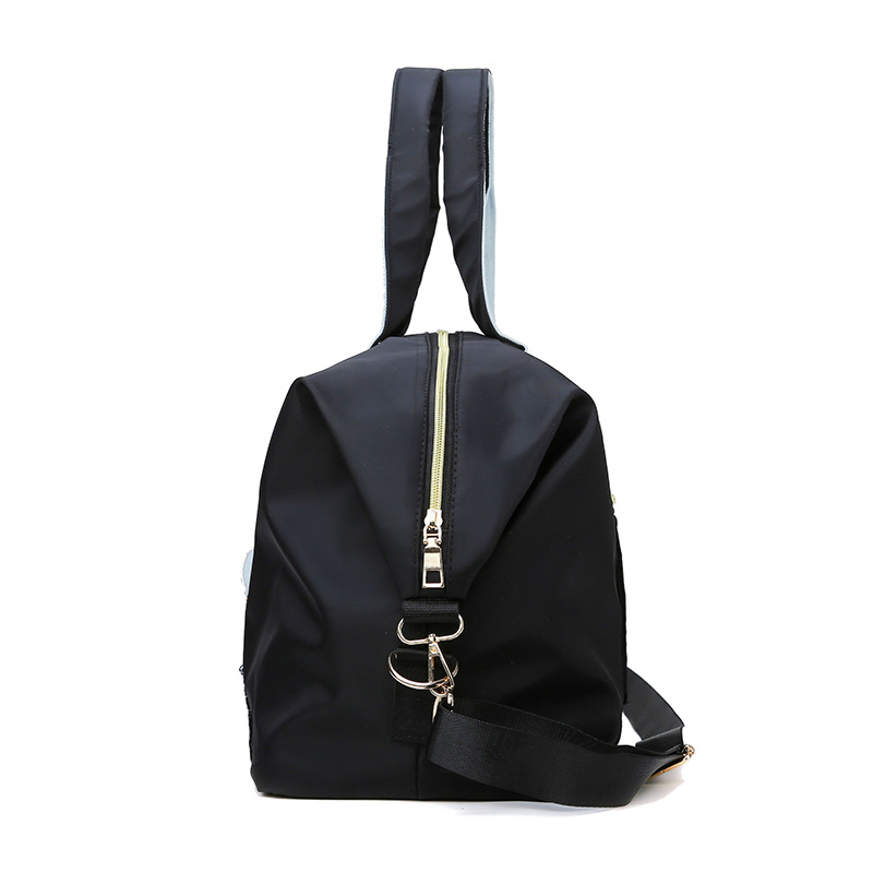 Imperméable à l'eau et anti-rayure Oxford voyage sac femmes bolso mujer grande emballage cubes sacs de voyage sac de voyage bagages à main sac - 4