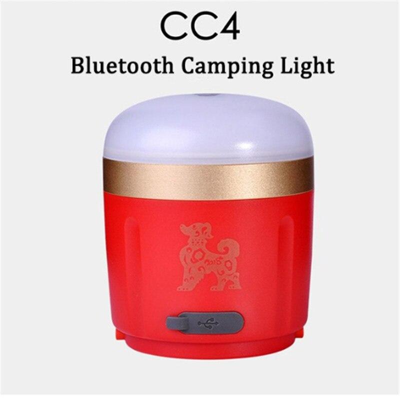 SUNREX CC4 Smart bluetooth Camping lanterne gradation magnétique LED tente de secours lumière extérieure Camping lampe de secours