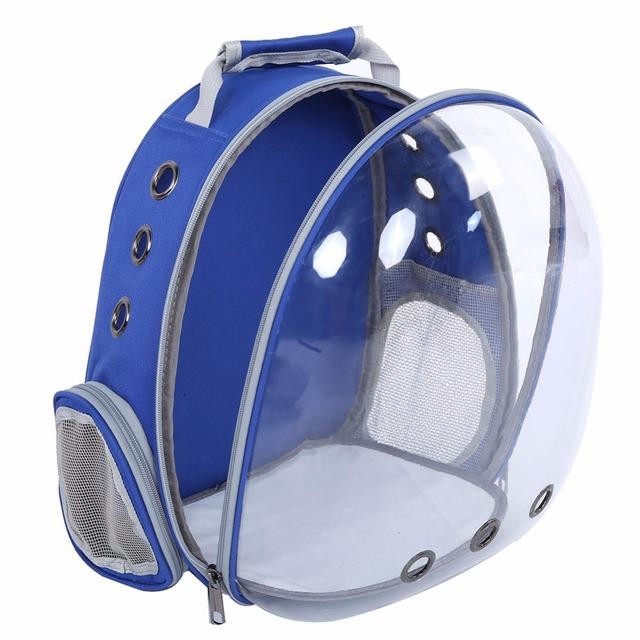 Waterproof Cat Bubble Backpack
