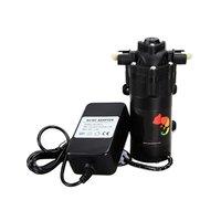 Plastic Mini Reptile Vivarium Rain Forest Aquarium Rainmaker Fogger Humidity Manual Mist Cooling System Garden Water Pump Kit