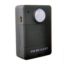 فوبروكوم A9 لاسلكي صغير بير مب. GSM تنبيه مع الأشعة تحت الحمراء الاستقرائي التحقيق مكافحة سرقة تنبيه كاشف الحركة نظام الصوت Monit