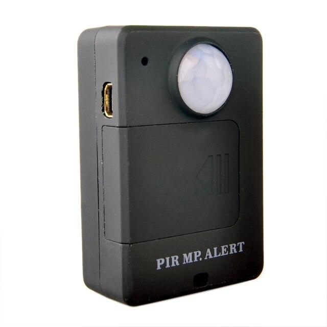 Forecum A9 Mini Wireless PIR MP. GSM ด้วยเสียงอินฟราเรดเหนี่ยวนำ Probe Anti Theft Motion Detection ALARM ระบบเสียง Monit