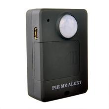 Forecum a9 미니 무선 pir mp. 적외선 유도 프로브 도난 방지 모션 감지 경보 시스템 오디오 monit와 gsm 경고