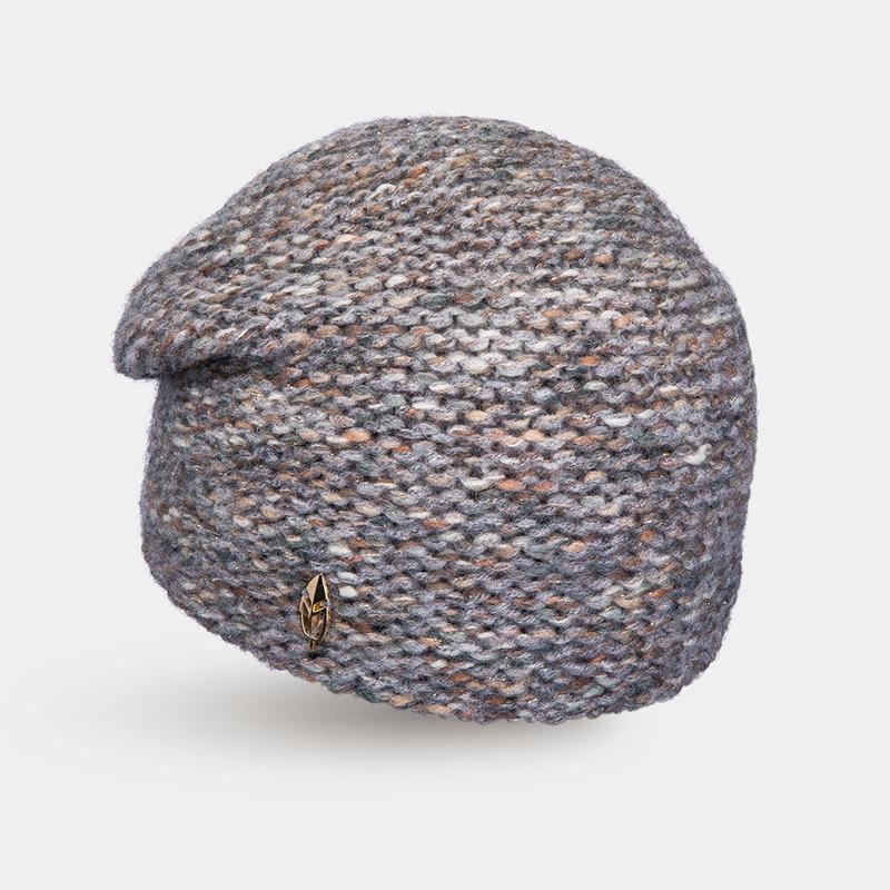 Hat Woolen hat Canoe 3448417 DELINA unique long band decorated adjustable sun hat