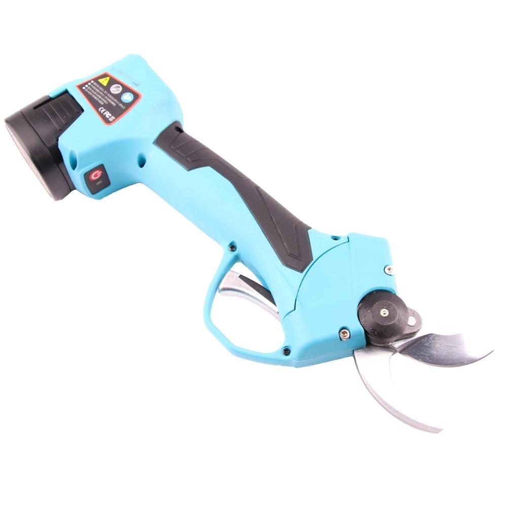 Беспроводной безопасности Электрический секатор ножницы ломтики sharp резки быстро