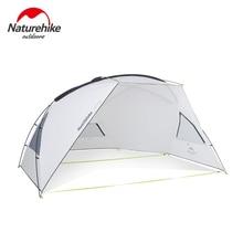 Naturehike Outdoor Camping Tent Zon Onderdak Luifel Regendicht Anti Uv Zon Onderdak Luifel Strand Zonnescherm Externe Regen Bescherming