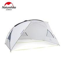 خيمة تخييم خارجية من Naturehike واقية من الشمس ومظلة مضادة للمطر ومضادة للأشعة فوق البنفسجية ومظلة للشمس ومظلة للشاطئ وواقي خارجي من المطر