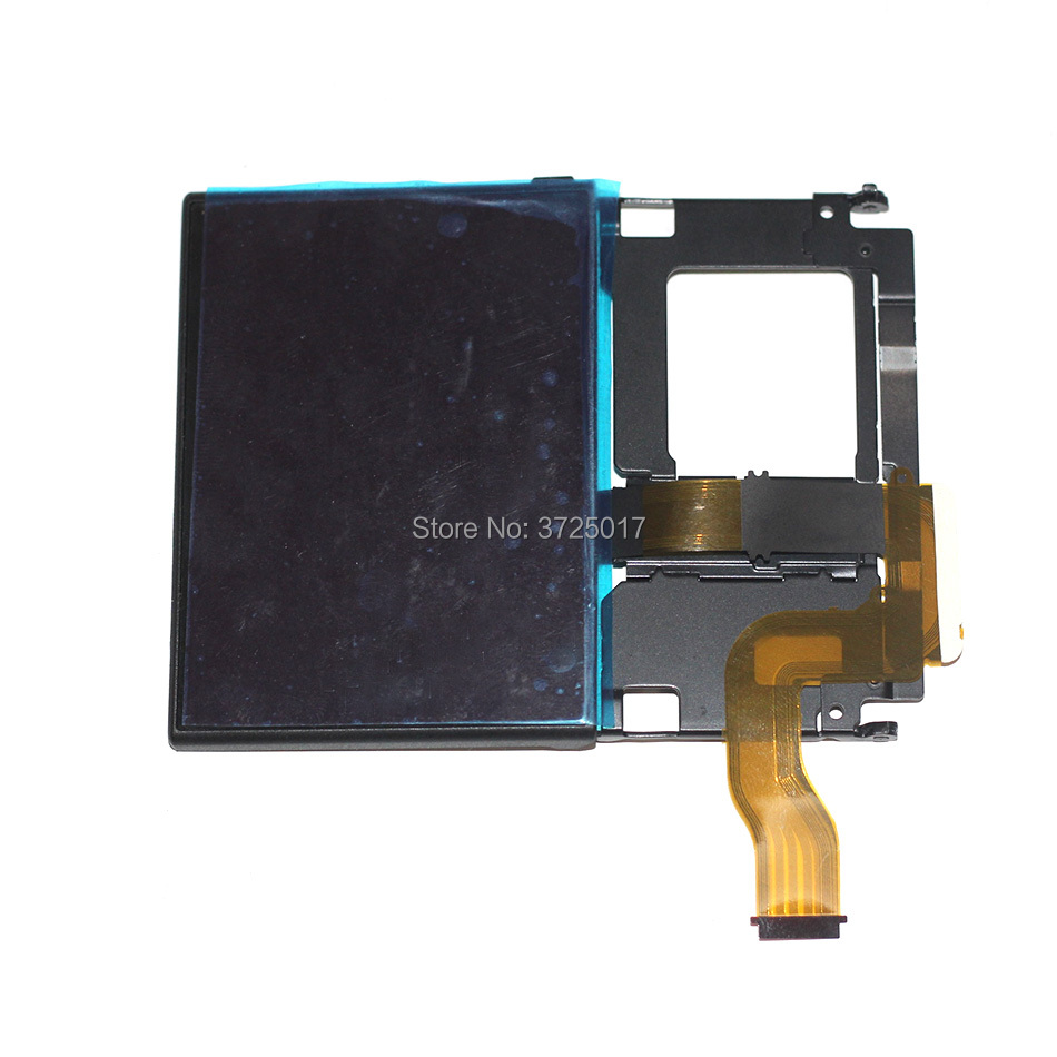 New LCD Display Screen assembly with Rotating shaft cable repair parts For Sony DSC RX100M3 RX100III