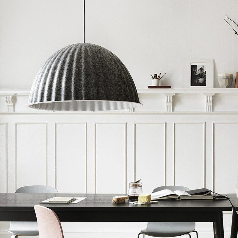 В соответствии с подвеска колокольчик свет iskos Берлине подвесной светильник Suspendu подвесные люстры лампы для Обеденная Кухня освещение