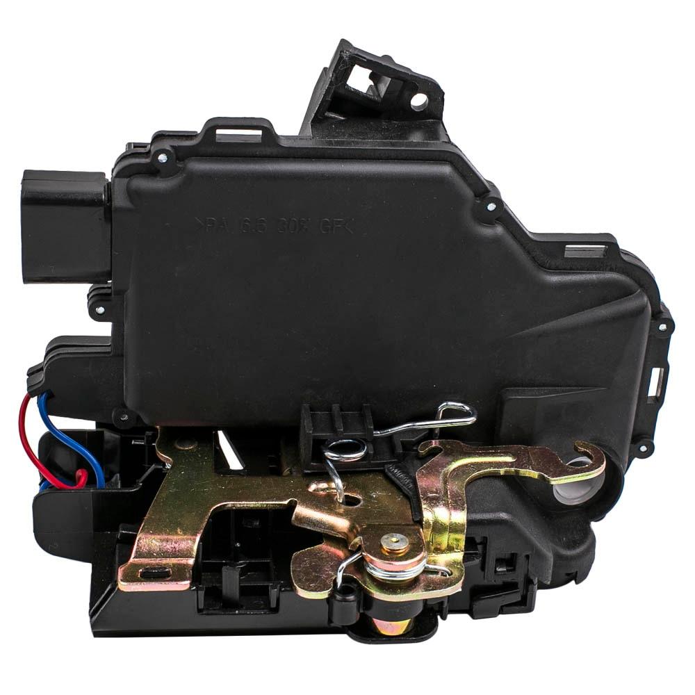 Front Left Door Lock Actuator For VW Bora 1J2 1998 - 2005 Petrol: 6X1837013H title=