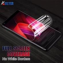 9D мягкая Гидрогелевая пленка для Xiaomi mi 6X9 8 SE A2 Lite PLAY, Защитная пленка для экрана Max mi x 2 3 Pro