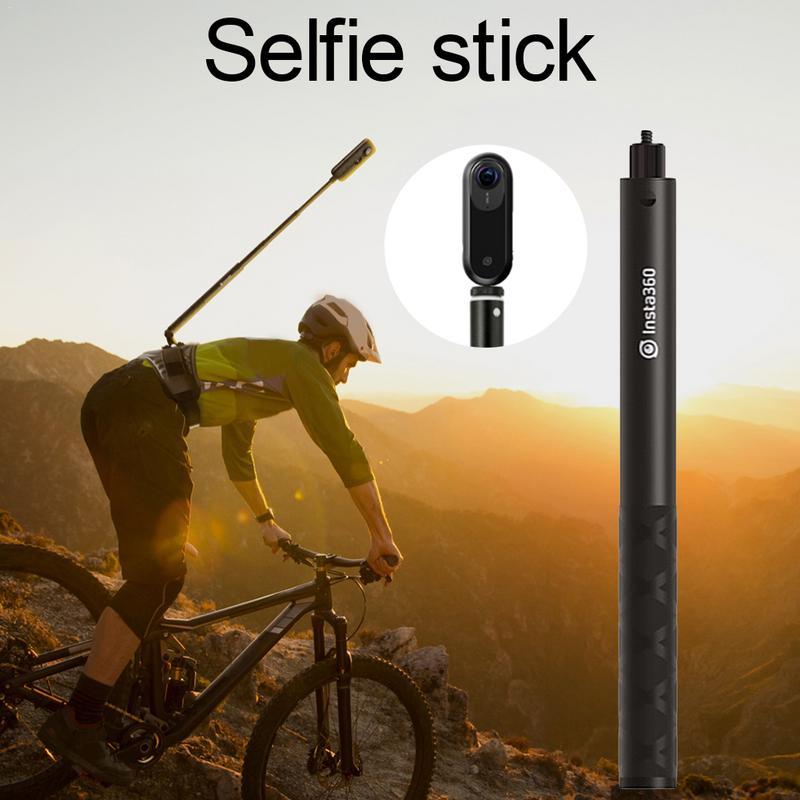 Insta360 ONE X Invisible Selfie Stick 1.2M Stealth Extended Sports Camera Stand For ONE Series