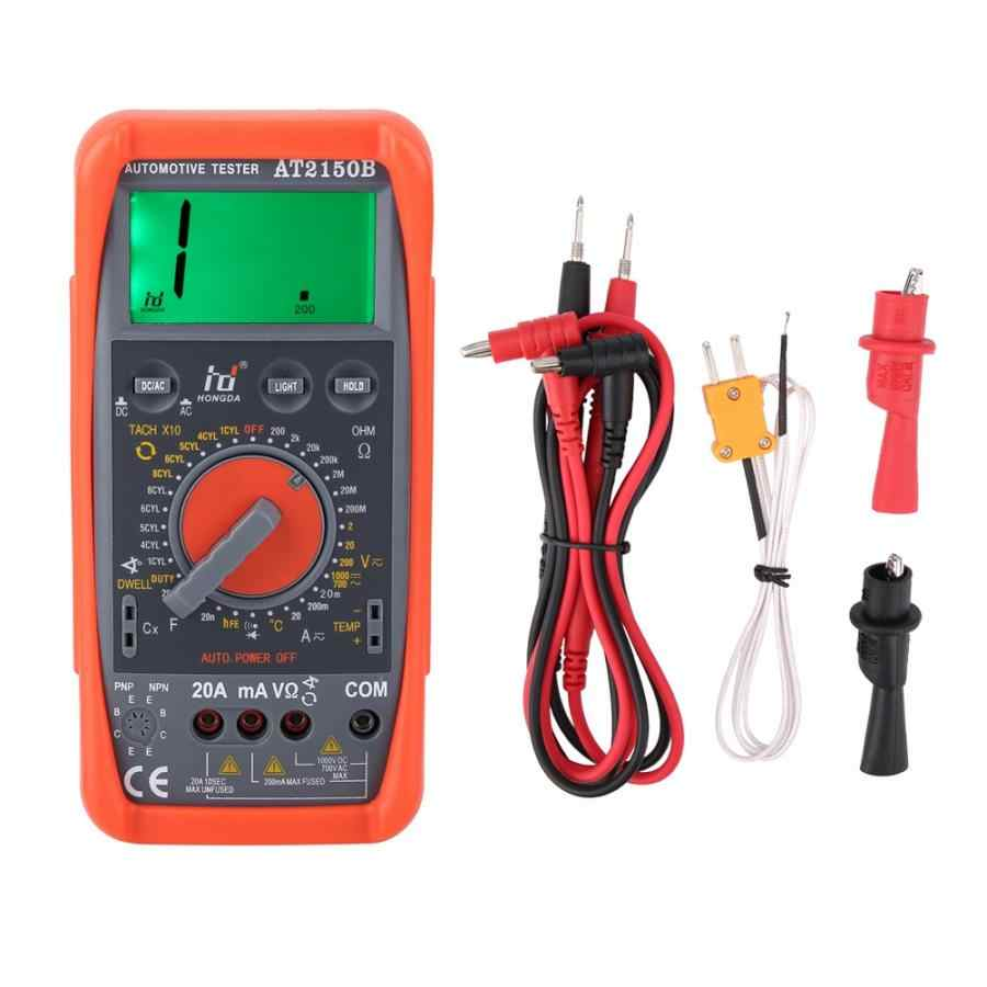 ac tach wiring at2150b handheld automotive tachometer meter lcd display digital  handheld automotive tachometer meter