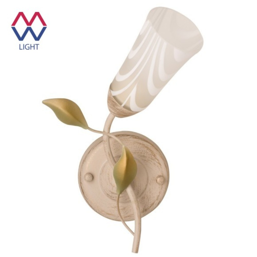 Wall Lamps Mw-light 242025701 lamp Mounted On the Indoor Lighting Lights Spot бра demark 242025701