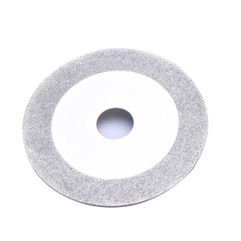 100 Mm Diamond Cuttering Grinding Wheel For Grinding Stone Glass Silver Polishing Disc Pads Grinder Angle Grinder Rotary Tool